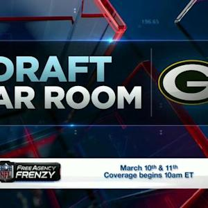 Draft War Room: Green Bay Packers