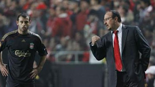 Benitez after Mascherano