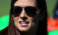 Danica Patrick: First Woman To Win Nascar Pole