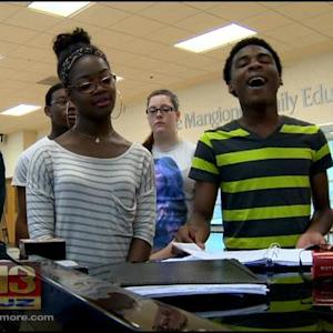 Students Attending Lyric Opera Camp Hitting All The Right Notes