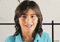 7-year-old Argentine Real Madrid signing Leo Angel Coria