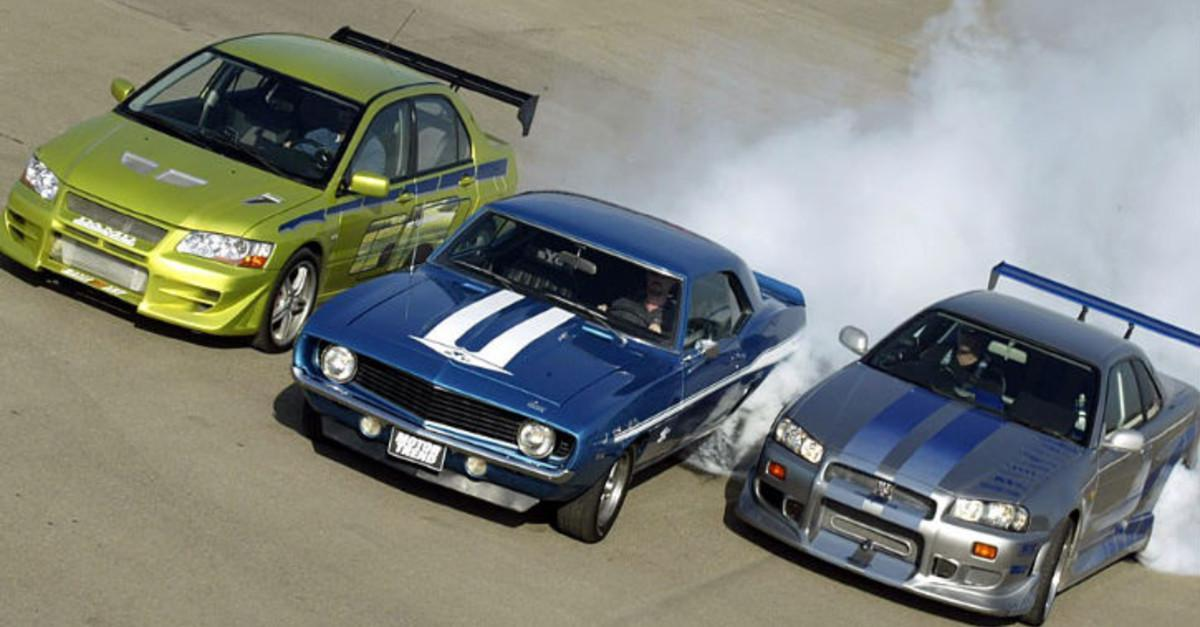 The 10 Fastest Street Legal Cars