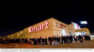 Sears®, Kmart® to Open on Thanksgiving Day, Stay Open All Night, Feature More For Shop Your Way? Members