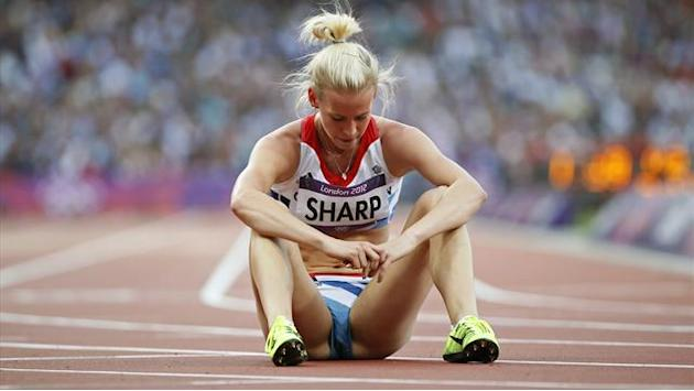 Athletics - 800m runner Sharp makes Loughborough move