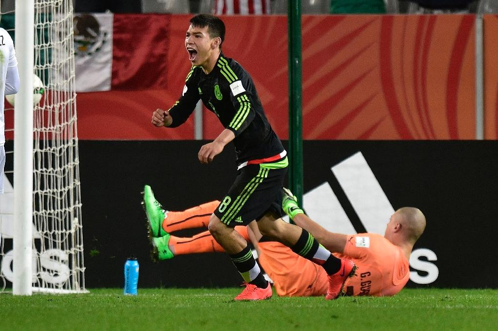 Mexico leave it late at U-20 World Cup