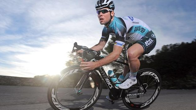 Mark Cavendish (Official Omega Pharma Quick Step)