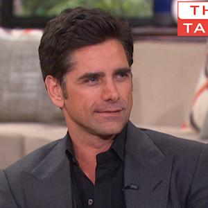 "The Talk - John Stamos On ""My Man Is a Loser"" Film"