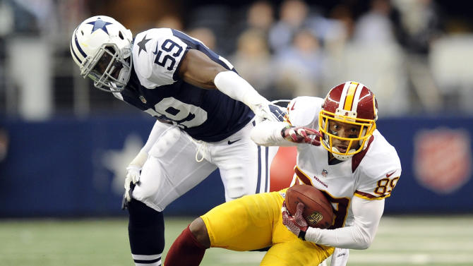 Cowboys' Sims takes spotlight with Lee sidelined