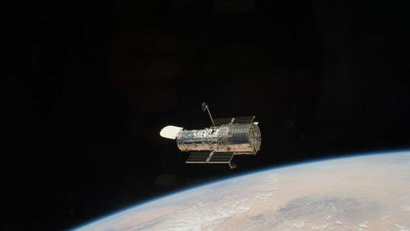 Hubble Telescope Looks to the Future After 23 Years in Space