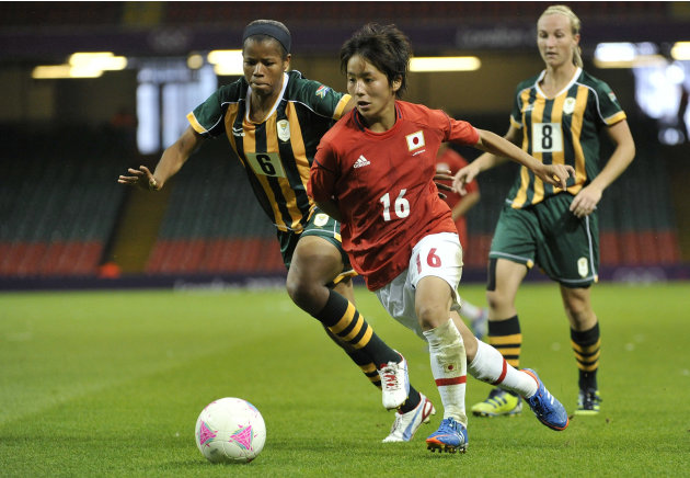 Olympics Day 4 - Women's Football - Japan v South Africa