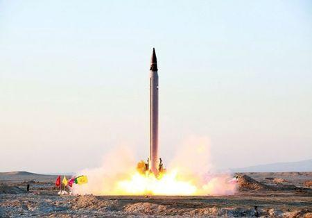 Iran tests new precision-guided ballistic missile