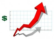 Ways to Boost Sales of Small Businesses For 2013 image bigstock Sales Chart 1108893 e1296623548890 300x217