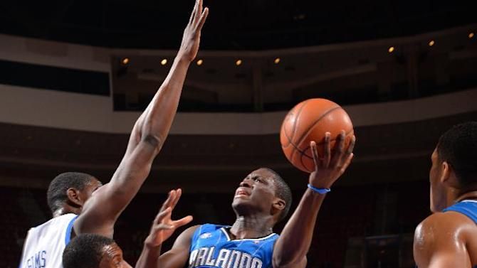 Nelson, Vucevic lead Magic past 76ers 101-90
