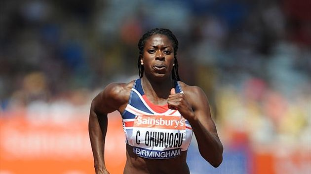 Christine Ohuruogu has been named as the Great Britain team captain (PA Photos)