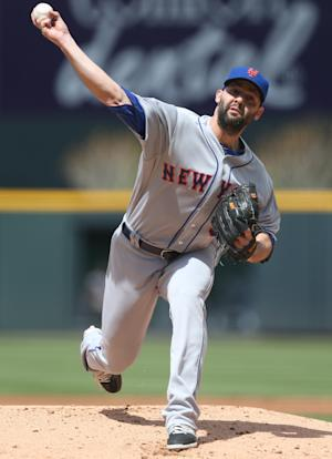 Gee guides Mets to 5-1 win over Rockies