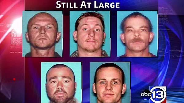 Members of dangerous prison gang wanted for federal crimes