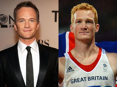 Neil Patrick Harris / Greg Rutherford