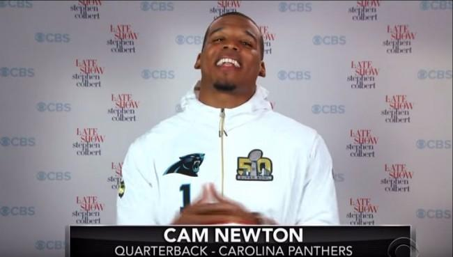 Super Bowl 50 Players Tell Stephen Colbert How They Get PUMPED UP