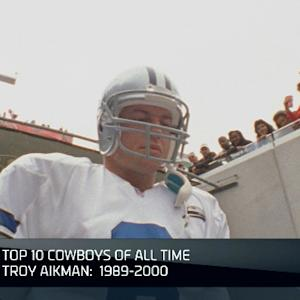 Top 10 Dallas Cowboys players of all-time