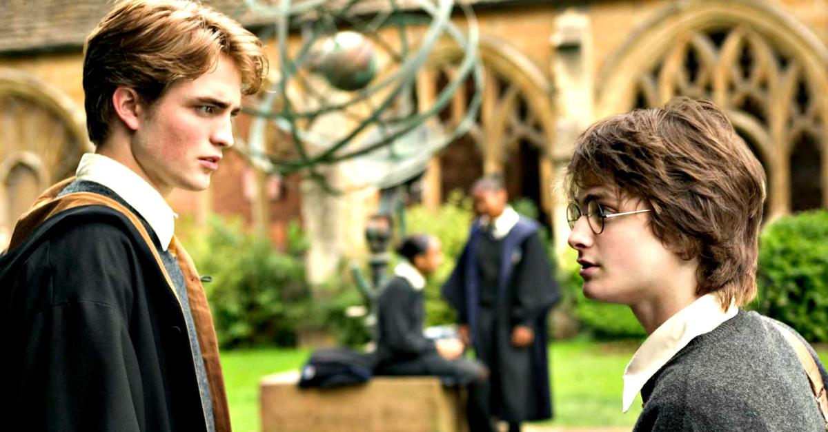 Filming Mistakes in Harry Potter We All Missed