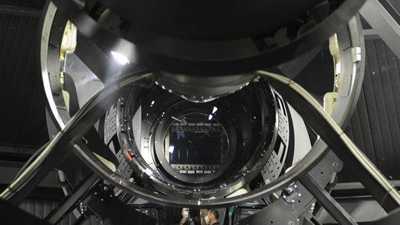 US Military Telescope to Track Space Junk Down Under