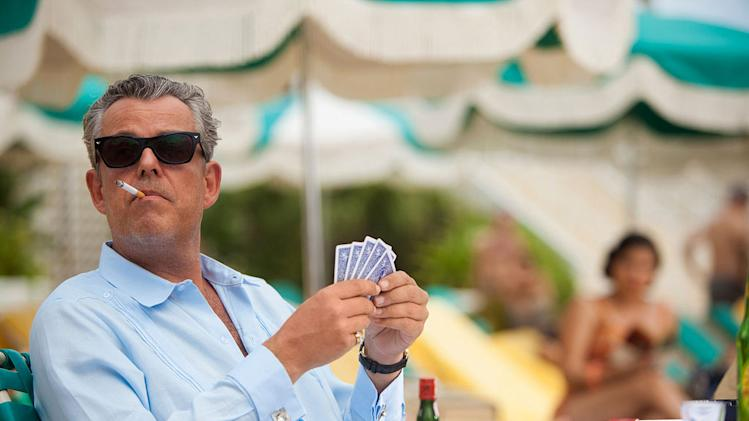 "Danny Huston stars as Ben Diamond in ""Magic City."""