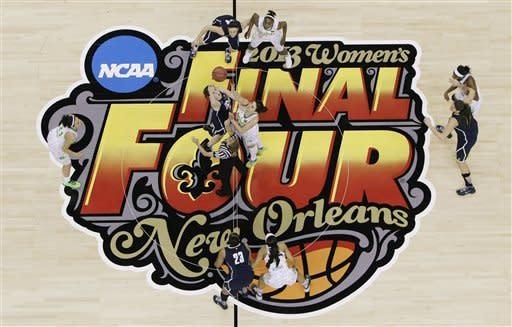 UConn beats Notre Dame 83-65 to reach NCAA final