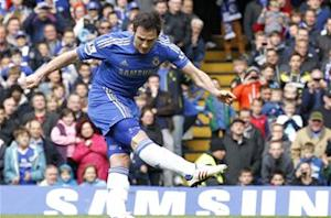 Chelsea 2-0 Swansea: Lampard closes in on Tambling's goalscoring record