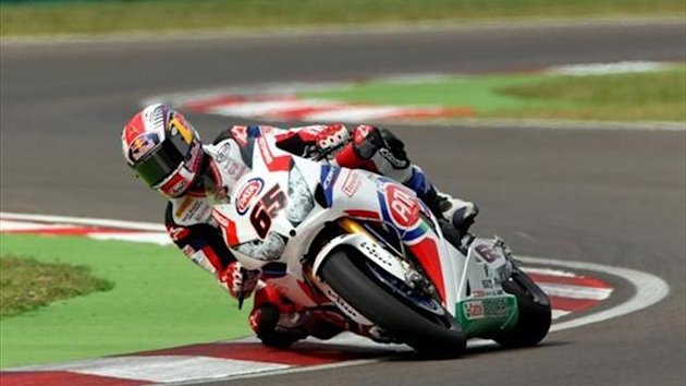 Imola WSBK: Rea edges Sykes to lead second qualifying