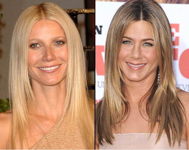 Paltrow Aniston