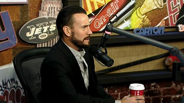 CM Punk joins Boomer and Carton