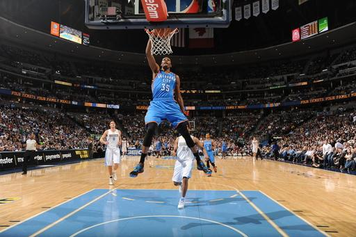 Durant scores 24 as Thunder rout Nuggets, 103-90