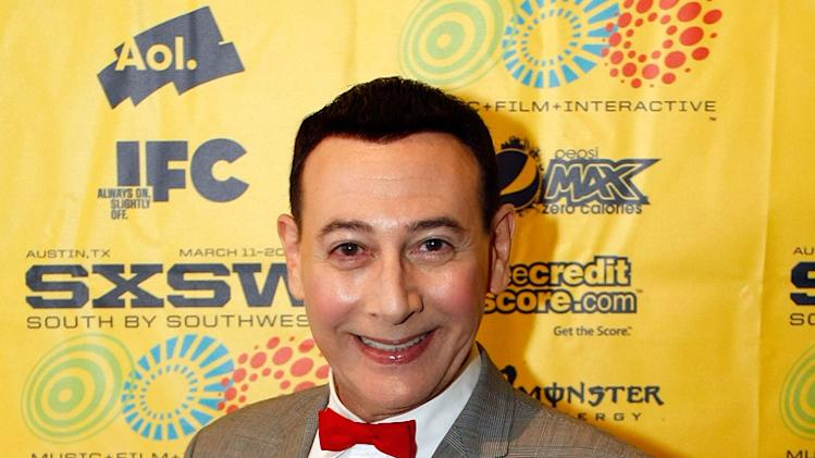 2011 SXSW Music and Film Festival Paul Reubens