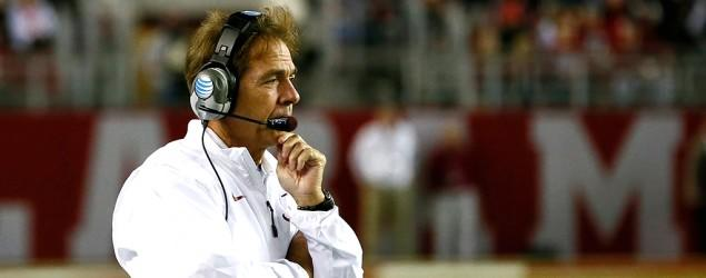 Saban defends troubled player's second chance