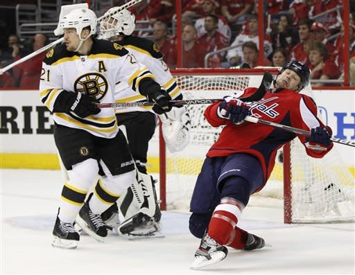Capitals-Bruins Preview