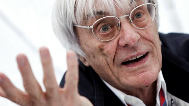 2011 Bernie Ecclestone
