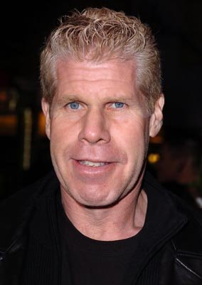 Premiere: Ron Perlman at the LA premiere of Columbia's 50 First Dates - 2/3/2004