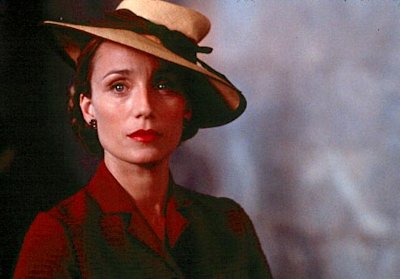 Kristin Scott Thomas as Mary Panton in USA Films' Up At The Villa