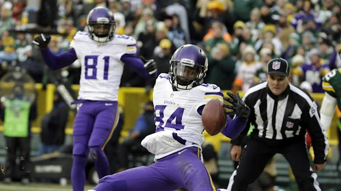 Vikings lament another lost late lead