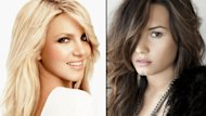 Britney Spears and Demi Lovato -- FOX