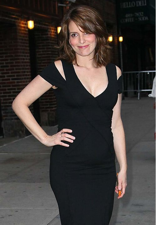 Tina Fey Letterman