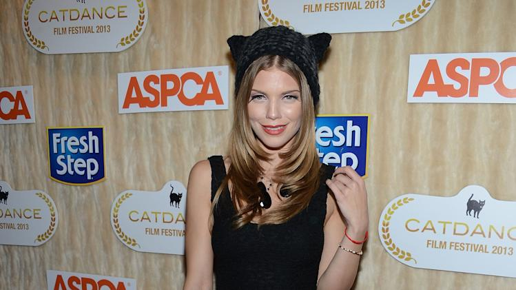 Actress Annalynne McCord Hosts Catdance Film Festival - Park City 2013