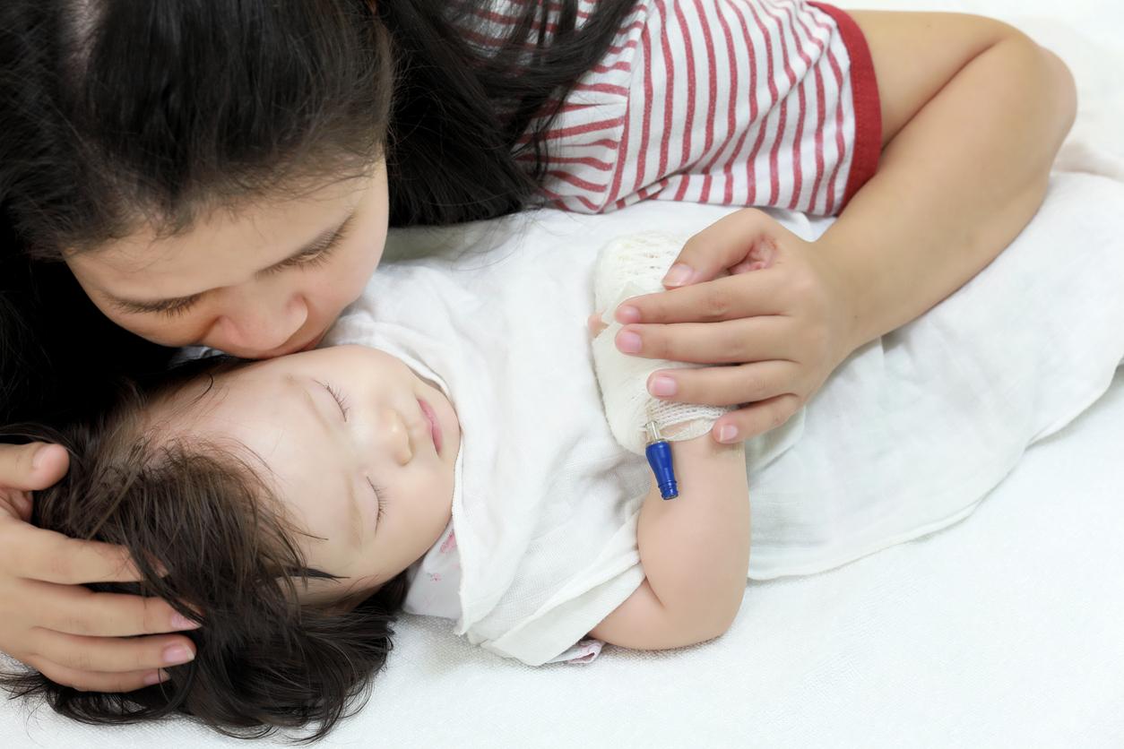 2歲童發燒4天死亡 一分鐘認識流感夏日襲擊