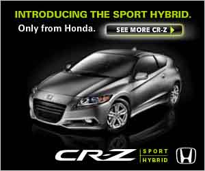 See more Honda CR-Z