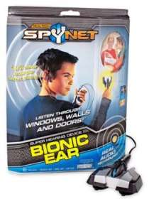 Jakks Pacific Spy Net Bionic Ear