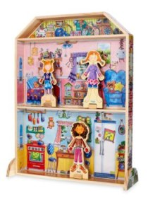 Shure's Daisy Girls Dollhouse