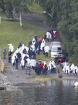 مقتل 95 في حادث بالنرويج