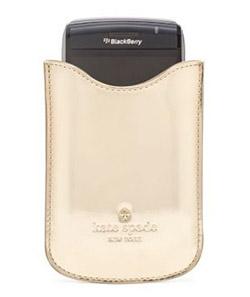 Blackberry pouch