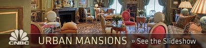 Slideshow: Urban Mansions