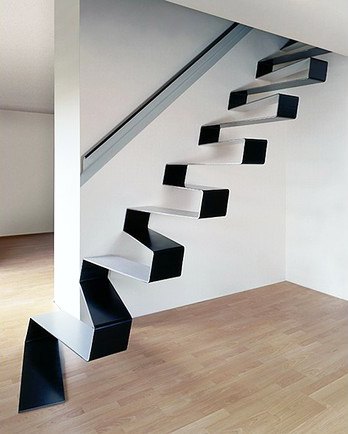 Ribbon Staircase, The Czech Republic